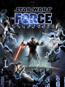 star-wars force unleashed xbox 360 game