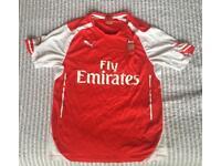 Arsenal shirt 14/15