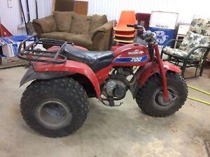 Honda atc 200