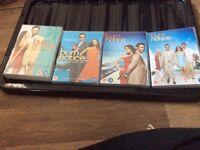 Burn notice season 1,2,3,4 dvds