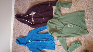 Large sweaters $20