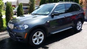 2011 BMW X5 xDrive 35d SUV, Crossover