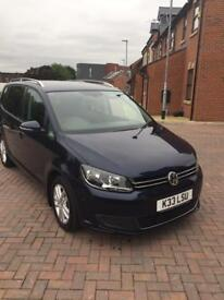 VW TOURAN - 2012 FVWSH - 6 Month VW warranty!