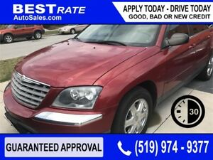 CHRYSLER PACIFICA - APPROVED IN 30 MINS! - REBUILD YOUR CREDIT!