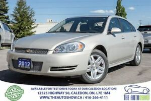 2012 Chevrolet Impala LS | ACCIDENT FREE