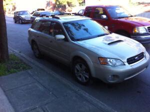 2006 Subaru Outback 2.5XT Wagon