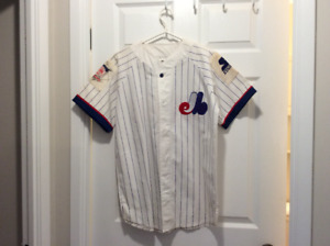 Montreal Expos Jersey.