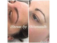 Eyebrows microblading models needed