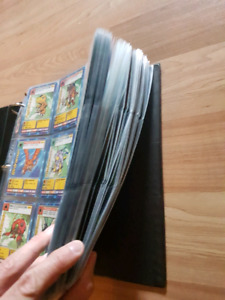 Huge digimon card collection!