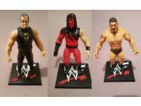 Jakks WWE / WWF Wrestling Figures