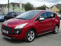 2012 Peugeot 3008 1.6 HDi FAP Exclusive SUV 5dr