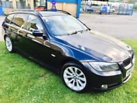 2009 BMW 3 SERIES 2.0 320d SE Touring 5dr START/STOP+1 YR MOT+FSH+EXTRAS+PX WELCOME
