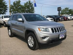 2014 Jeep Grand Cherokee LAREDO**TRAILER TOW GROUP**8.4 INCH TOU