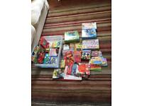 Games books puzzles New an used £20