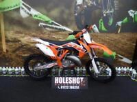 KTM SX 125 Motocross Bike