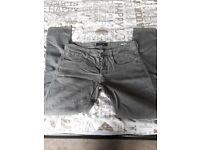 Men's grey replay jeans w31 l30
