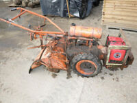 "Howard The Gem 24"" rotavator aerator with Kohler engine **Working order**"