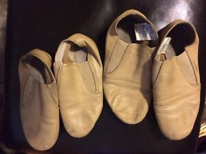 Dance shoes-jazz and broadway jazz