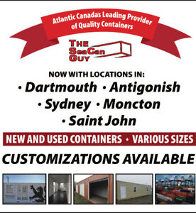 STORAGE CONTAINERS / SEACANS. BEST PRICES / BEST CONTAINERS