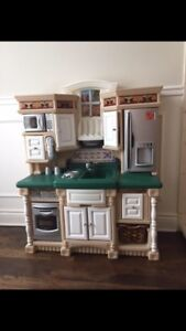 Play kitchen for kids.