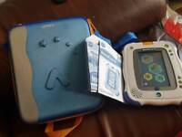 Innotab 2 with camera and Spider-Man game