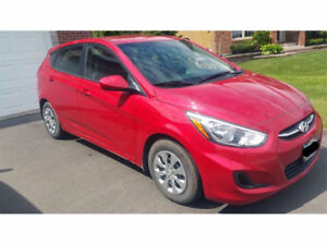 2016 Hyundai Accent GL AUTO, A/C, Heated Seats, B-Tooth