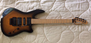 Superb early 90's Godin Artisan ST VI - ÉTAT MINT