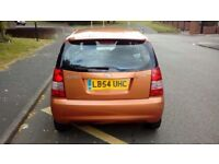KIA PICANTO 1.0l £729 GREAT CONDITION! LOW MILEAGE, LOW MAINTENANCE COSTS! ONO