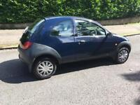 07 FORD KA STYLE WITH MOT BARGAIN MAY SWAP PX