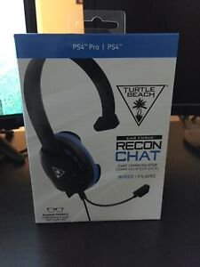 Ps4/ Xbox One headset