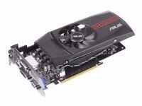 Asus Nvidia GeForce GTX 650 DirectCU 1GB GDDR5