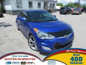 2013 Hyundai Veloster TECH | NAV | LEATHER | SUNROOF | BACKUP CA