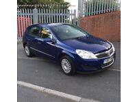 2007 07 Vauxhall Astra 1.7 CDTI in blue 5dr Hatch