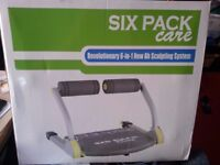 SIX PACK CARE Revolutionary 6-in-1 New Ah Sculpting System Boxed