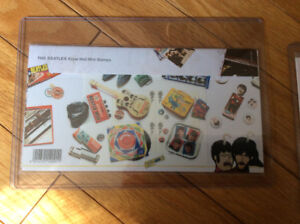 The Beatles Royal Mail Mint Postage Stamps Unopened