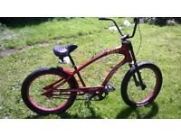 Electra Bicycle Rockabilly Boogy Cruiser Bike £50