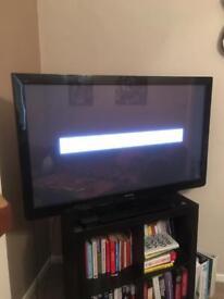 "49 "" Panasonic viera TV for quick sale"