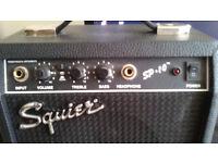 Squier SP-10 guitar amp
