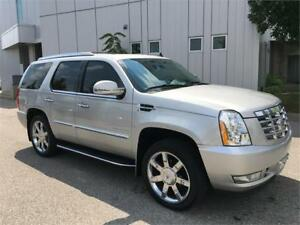 2010 CADILLAC ESCALADE 22'CHROME WHEELS NAVI CAMERA 160KM