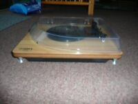 'PURE' ION RECORD TURNTABLE