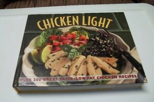 """Chicken Light"" Cook Book From Time Life Books."