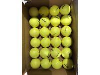 Srixon Z Star Golf Balls - Yellow
