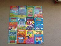 Kids Books - 12 paperback Jeremy Strong books
