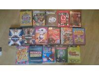 16 DVD Games