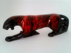 Mid 1960's Canuck Pottery Panther
