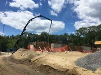 Concrete pump operator wanted