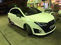 2011 Seat Ibiza 1.4 TSI Cupra Boncanegra DSG, Low Miles. (Not Gti Fsi Vrs A3 Msport BMW Sline Tfsi)