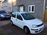 ***REDUCED***Fiat Panda 2009 (59) 1.1 Eco Active 5dr Cat D White 52,300 miles ISOFIX