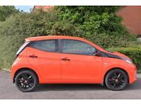 Toyota Aygo VVT-I X-CITE (orange) 2015-04-30