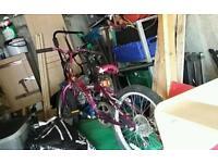 "Bike pink 20"" wheel"